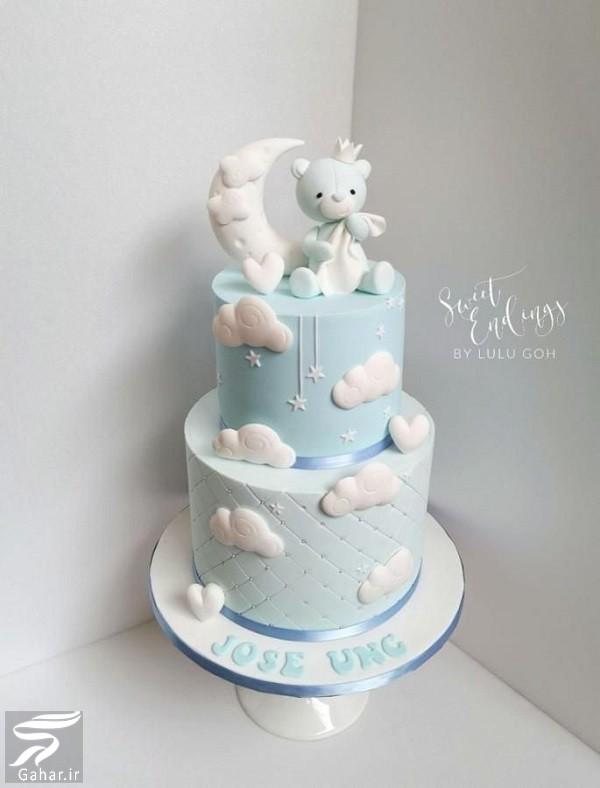 عکس کیک تولد پسرانه جدید (بیش از ۲۰ مدل), جدید 1400 -گهر